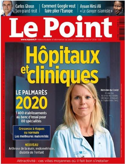 Le point 2020